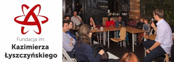 Cafe wilson spotkanie organizacyjne logo