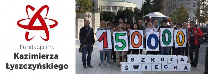 ŚS 150000 złożenie podpisów, sejm 05.10.2015