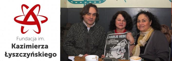 Nina wywiad Charlie Hebdo logo2