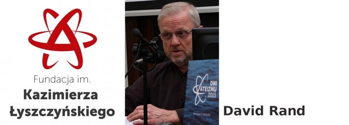 Dni ateizmu 2015 David Rand logo