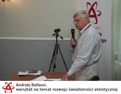 Andrzej Ballaun