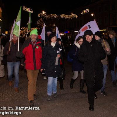 Zieloni i Inicjatywa Polska w drodze pod sejm