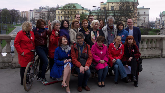 Historyczne zdjęcie Komitetu