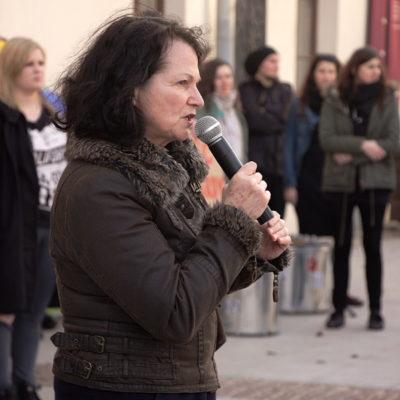 Nina Sankari - Fundacja im.Kazimierza Łyszczyńskiego