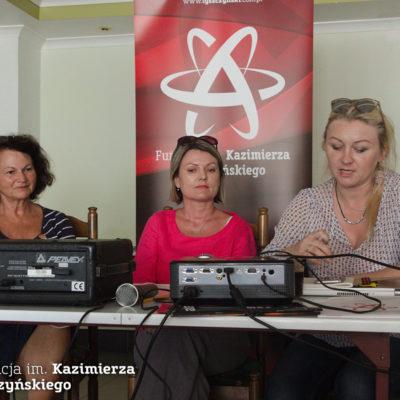 Obywatelski Ruch Antydyskryminacyjny: prezentuje Małgorzata Marenin. Dzień pierwszy, sobota
