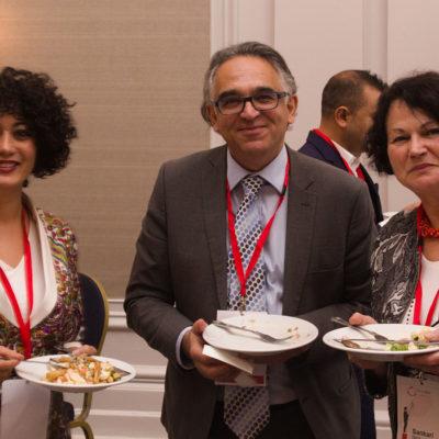 Mahszad Afszar, FARIBORZ POOYA i Nina Sankari